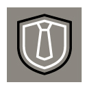 Hood Law PC icon image of business suit